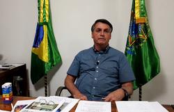 'Coitada da minha mãe', diz Bolsonaro após ser xingado de FDP por Gentii (Foto: Reprodução/Vídeo/Facebook)