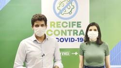 Recife abre imunização contra Covid-19 para profissionais da saúde  (Foto: Divulgação)
