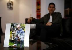 Amor x covid: fechamento de fronteiras parte corações e põe casais à prova (foto: Leonardo MUNOZ / AFP)