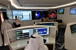 Emirados Árabes preparam lançamento de sua primeira missão a Marte (Foto: GIUSEPPE CACACE / AFP)