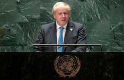 COP26 tem que ser ponto de virada para humanidade, diz Boris Johnson (Foto: Eduardo Munoz / AFP/ Pool )