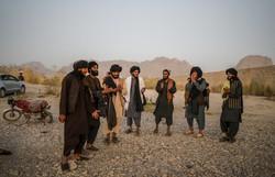 Minoria hazara denuncia ordens de despejo pelos talibãs (Foto: Bulent Kilic/AFP)