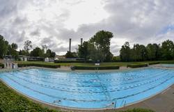Itália abre piscinas e ginásios em nova fase de desconfinamento (Foto: Tobias SCHWARZ / AFP)