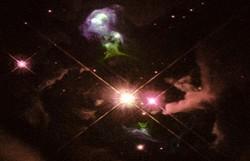 Viagem ao espaço: confira o que a NASA fotografou no dia do seu aniversário (Foto: Reprodução)