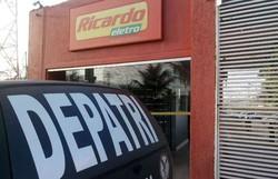 Fundador da Ricardo Eletro é preso por sonegação fiscal e lavagem de dinheiro (Foto: Reprodução/TV Alterosa)