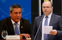 CPI pode convocar ministro da Defesa e quebrar sigilo do líder do governo (Marcello Casal Jr/Agência Brasil e Pablo Valadares/Câmara dos Deputados  )
