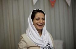 Advogada iraniana Nasrin Sotoudeh encerra mais de 45 dias de greve de fome (Foto: arquivo pessoal)