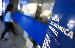 Agências da Caixa não abrem neste sábado (Foto: Marcelo Camargo/Agência Brasil)