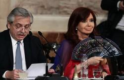 Cristina Kirchner aprofunda embate com presidente argentino após comunicado (Foto: Alejandro Pagni/AFP)