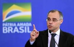 Desistência de Mendonça pode ser saída para evitar desgaste a Bolsonaro (crédito: Evaristo Sa/AFP)