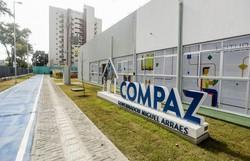 Compaz Miguel Arraes oferece mais de 40 serviços gratuitos neste sábado (Foto: Andréa Rêgo Barros/PCR)