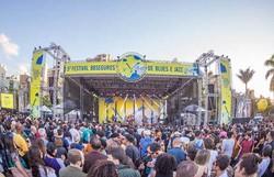 Festival BB Seguros de Blues e Jazz terá edição híbrida  (Foto: Lucas Pacheco/Divulgação )