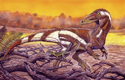 Pesquisadores apresentam fóssil de dinossauro encontrado no Ceará (Foto:Divulgação/Museu Nacional)