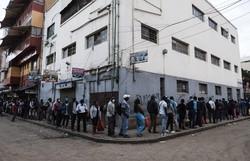 Coronavírus ameaça 20 milhões de empregos na África (Foto: Yasuyoshi ChibaAFP )