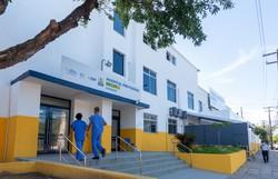 UTIs dos hospitais de campanha do Recife chegam ao menor número de pacientes internados (Foto: Cristiana Dias/PCR.)
