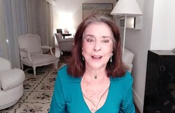 Betty Faria recusou participar da segunda versão de 'Roque Santeiro' por ódio à Porcina (Foto: Reprodução/Rede Globo)
