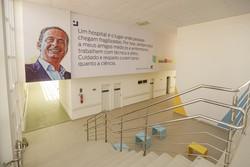 Hospital Eduardo Campos da Pessoa Idosa está em fase final e deve ser entregue neste ano (Fotos: Andréa Rêgo Barros/PCR)