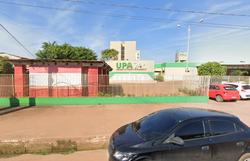 UPA acumula corpos e até prefeito atende pacientes em Santarém (PA) (Foto: Reprodução/Google StreetView)