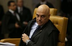 Moraes pede que PGR se manifeste sobre necessidade da PF ouvir Bolsonaro (Foto: Antonio Cruz/ Agência Brasil)