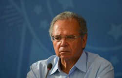Desentendimento político interrompe reforma tributária, diz Guedes (Foto: Marcello Casal Jr/ Agência Brasil )