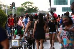 Porto Alegre proíbe eventos sociais devido ao avanço da Covid-19 (Foto: Ana Rayssa/CB/D.A Press)