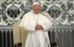 Papa Francisco pede solução para a migratória líbia (Foto: AFP)