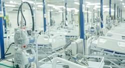 Secretaria Estadual de Saúde vai alugar 150 respiradores para uso em UTI