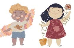 Pernambucana Camilla Inojosa lança seu primeiro livro de poemas infantis (Ilustrações: Rafaella D%u2019Oliveira)