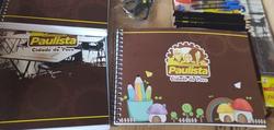 Paulista realiza, nesta quinta, entrega simbólica de kits escolares a estudantes do município (Foto: Divulgação)