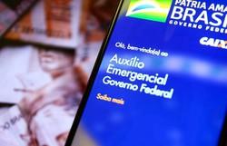 ''Não dá para prorrogar muito'', diz Bolsonaro sobre auxílio emergencial (Foto:  Marcelo Camargo/Agência Brasil)