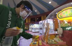 Coronavírus: Acompanhe as notícias do dia em tempo real (Foto: Kazuhiro NOGI / AFP)