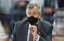 Senadores pedem que Heinze seja citado em relatório da CPI (foto: Edilson Rodrigues/Agência Senado)