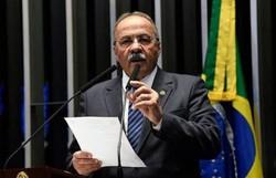 Filho de Chico Rodrigues tem 30 dias para decidir se o substitui (Foto:  Senado/ reprodução)