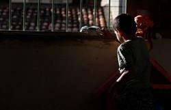 Órfãos da pandemia: um retrato trágico da contaminação pelo novo coronavírus  (Foto: Leandro de Santana/DP)