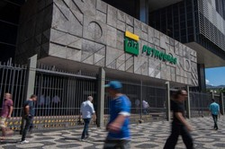 Petrobras muda remuneração dos acionistas às vésperas de balanço (Foto: AFP / MAURO PIMENTEL)