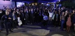 Advogados lotam comitê de Fernando Lins e Ingrid Zanella em noite de palestra de Maurício Gieseler (Foto: Divulgação)