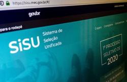 Inscrições para SISU do segundo semestre terminam nesta sexta-feira (Foto:  Marcello Casal Jr/Agência Brasil )