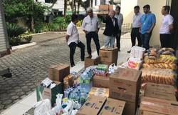 Governo do Estado arrecada alimentos através da Campanha Pernambuco Solidário (Fotos: Joelli Azevedo/Divulgação)