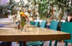 Setor de bares e restaurantes prevê queda acima de 8% com restrições (Foto: Pixabay/Reprodução)