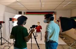 No Recife, vestibulandos ganham oficinas gratuitas para auxiliar na escolha de suas profissões  (Foto: Renata Victor)