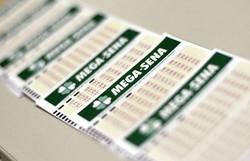 Último sorteio de maio da Mega Sena pagará R$ 38 milhões (Foto: Marcello Casal Jr./Agência Brasil)