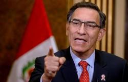Presidente do Peru pede referendo para eliminar imunidade parlamentar (AFP PHOTO / PRESIDENCIA DEL PERU - ANDRES VALLE)