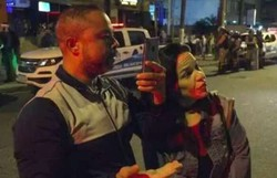 Prefeitura do Rio faz queixa-crime contra casal que desacatou fiscal (Foto: Reprodução/TV Globo)
