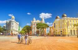 Volume de atividades turísticas em Pernambuco supera nível pré-pandemia (Divulgação/Setur PE)