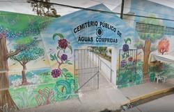 Jovem é encontrado morto dentro do Cemitério de Águas Compridas, em Olinda (Foto: Reprodução/Google Street View.)