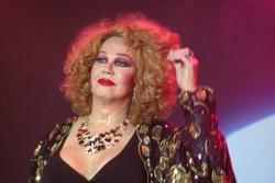 Morre atriz e cantora Jane di Castro, no Rio de Janeiro (Foto: Daniel Marques/Divulgação)