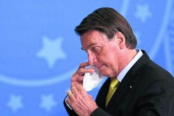 Após quarentena de cinco dias, Bolsonaro testa negativo para Covid-19 (Foto: Evaristo Sá/AFP)