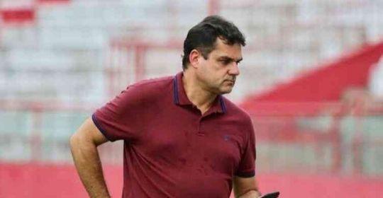 Ele diz buscará reforços pontuais para dar opções 'que mudem o jogo' ao técnico  (Tarciso Augusto/Esp. DP Foto)