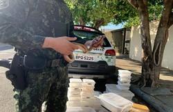 Mais de 40 cobras de espécie norte-americana e proibida no Brasil são achadas em cativeiro (Foto: André Modesto/TV TEM)