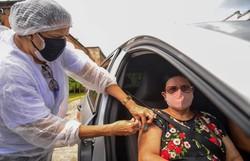 Camaragibe realizará mutirão de vacinação contra a Covid-19 neste sábado (Foto: Ângela Rodrigues/Divulgação)